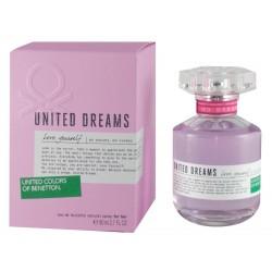 Benetton United Dreams Purple Love Yourself