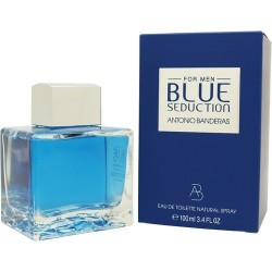 Antonio Banderas Blue Seduction Hombre