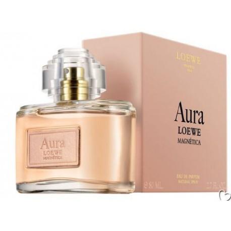Aura Loewe Magnetica 80 ml edp  spray Mujer