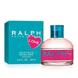 Ralph Love 100 ml edt spray Mujer