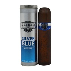 Cuba Silver Blue 100 ml edt spray Hombre