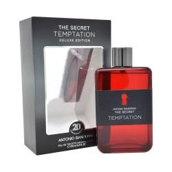 Antonio Banderas The Secret Temptation Deluxe Edition Hombre
