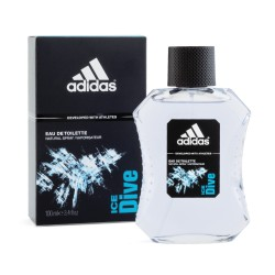 Adidas Ice Dive 100 ml edt spray Hombre