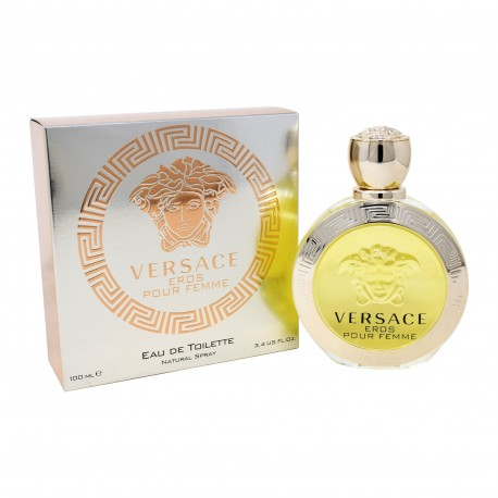 Versace Eros Pour Femme Mujer
