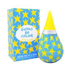 Agatha Ruiz de la Prada Gotas De Color Citric Yellow Mujer