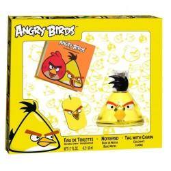 Angry Birds  Yellow Birds Set 3 Pzs